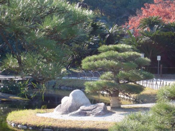 Korakuen, in Okayama