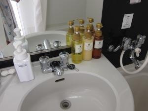 Basin and tub