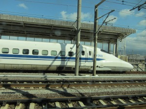 Shinkansen. Why can't we have trains like that?