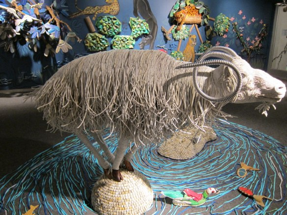 Electric Wire Sheep