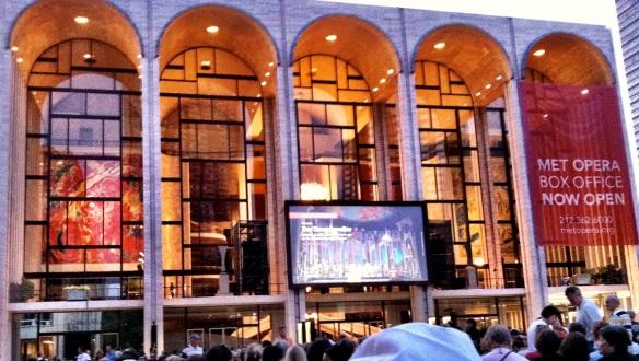 opera outside