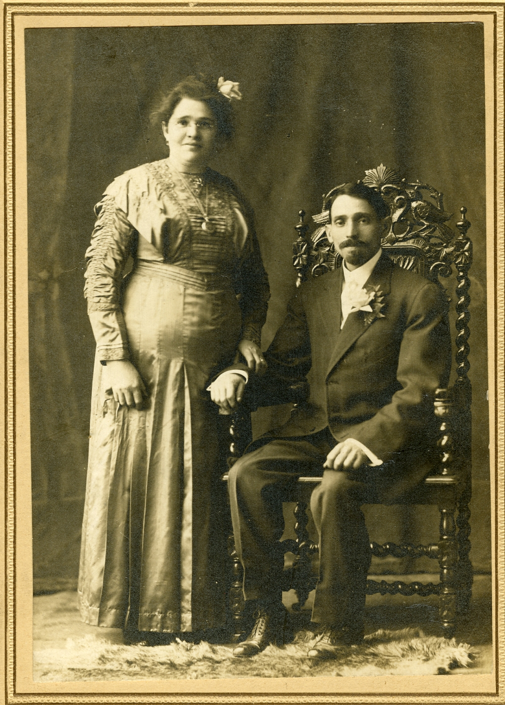 Rochel and Abraham Katz